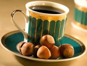 قهوه البندق