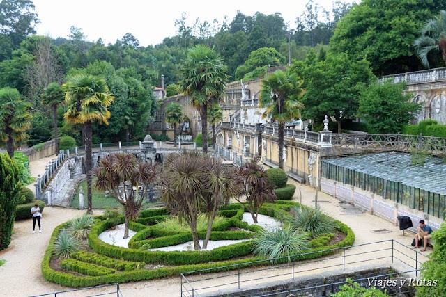 El Parque de O Pasatempo, Betanzos