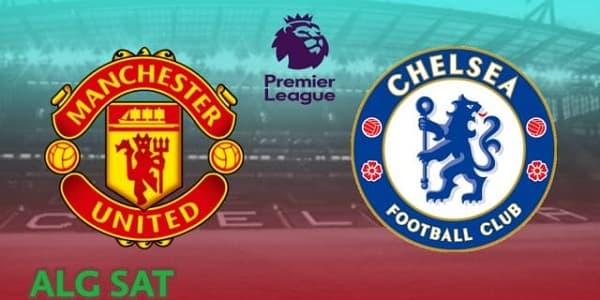 تشيلسي ومانشستر يونايتد , الدوري الإنجليزي الممتاز , تشيلسي , مانشستر يونايتد