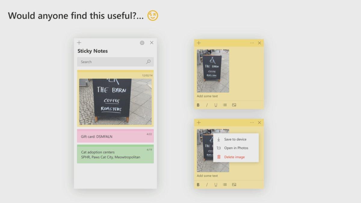 Sticky-Notes-supporto-immagini