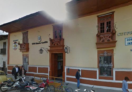 Colegio RAMÓN CASTILLA - Cajamarca