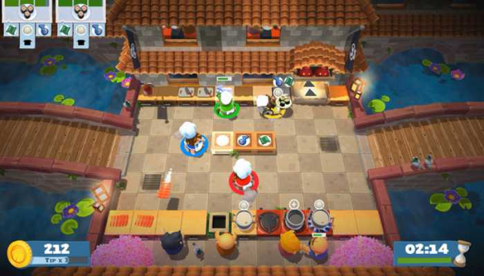 Overcooked 2 Chinese New Year Game Setup Free Download