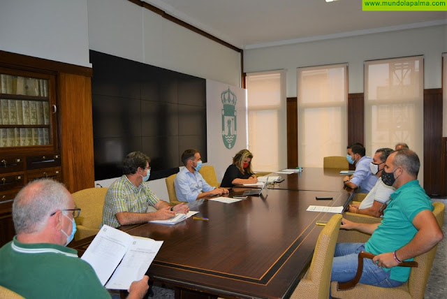 El Cabildo inicia una nueva ronda con los ayuntamientos para evaluar el FDCAN
