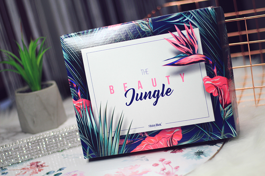 Sierpniowy ShinyBox | The Beauty Jungle