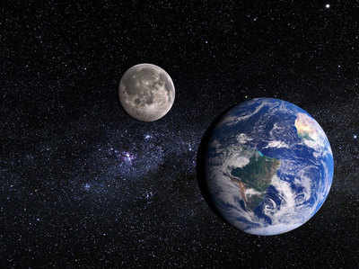 Earth Days Getting Longer Due To Moon