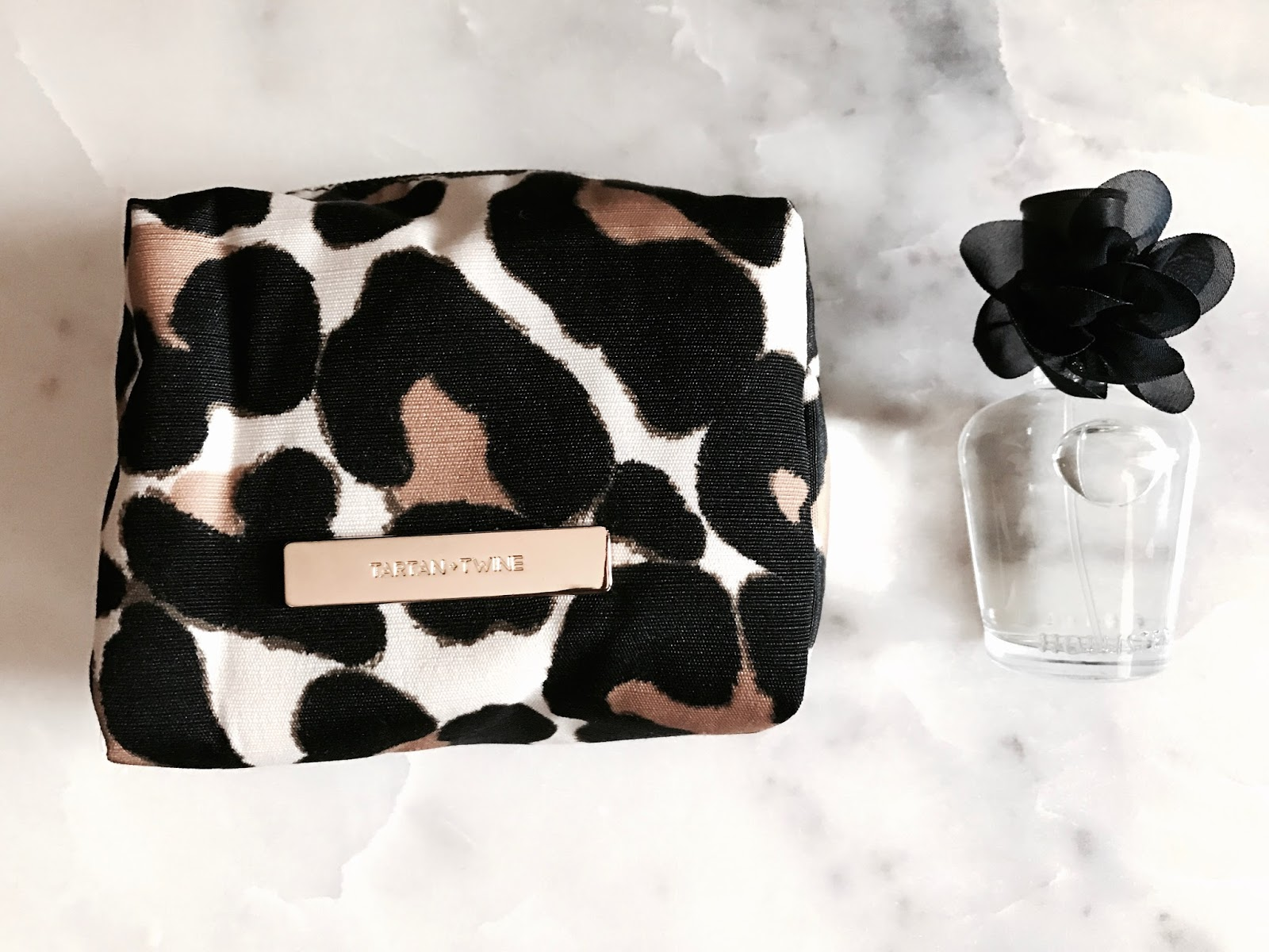 Spring Scents I Love, My New Makeup Bag And Other Things