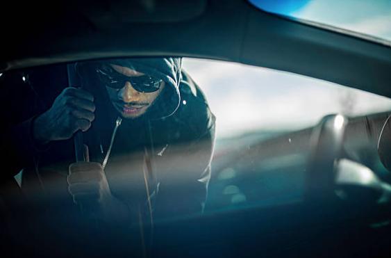 Ladrones robo