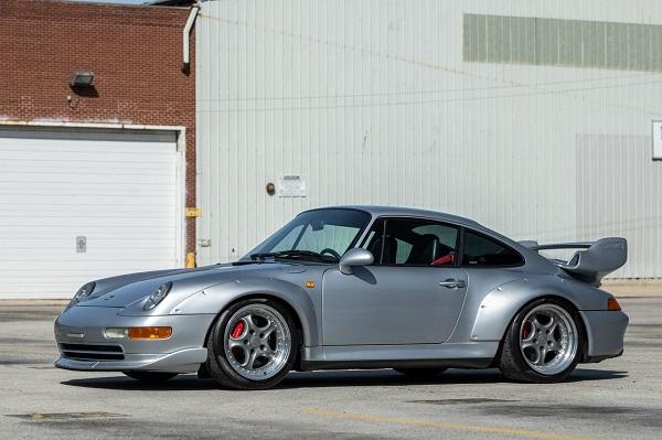 Ficha Técnica Porsche 911 GT2 993 (1995)