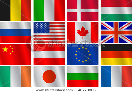 Different countries political map Vector   Free Download  Differnt Countries