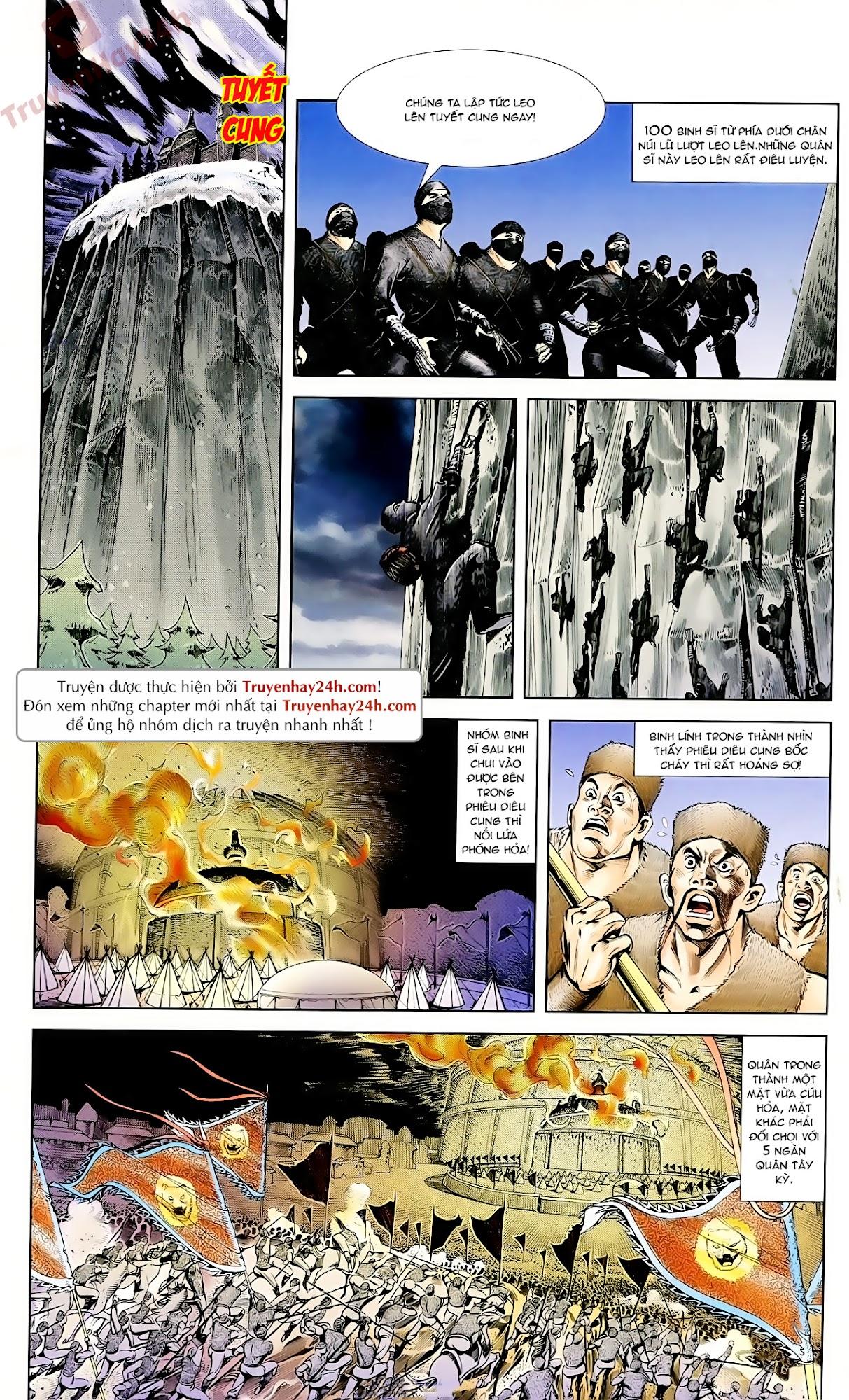 Cơ Phát Khai Chu Bản chapter 61 trang 15