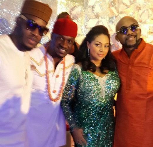 00 Photos from Peter Okoye and Lola Omotayos traditional wedding