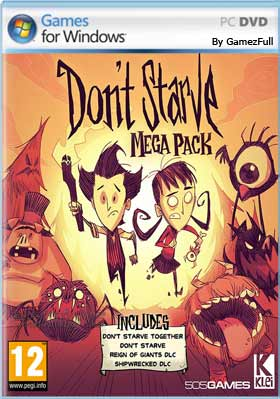 Don't Starve MEGA PACK PC [Full] Español [MEGA]