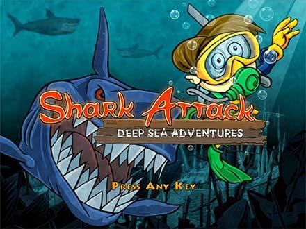 تحميل لعبة الاكشن والمغامرات هجوم القرش Shark Attack للكمبيوتر