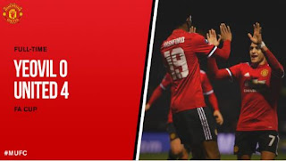 Yeovil Town vs Manchester United 0-4 Highlights Debut & Assist Sanchez