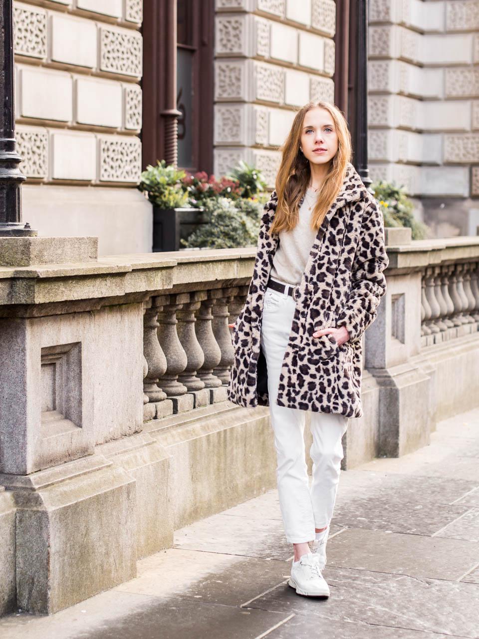 How to wear leopard print - Kuinka pukeutua leopardikuosiin
