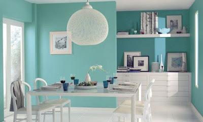 Como usar a cor Neo Mint na decoração