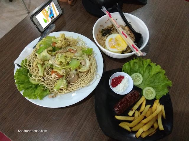 Makan Enak, Sehat dan Hemat di Kantin Hi