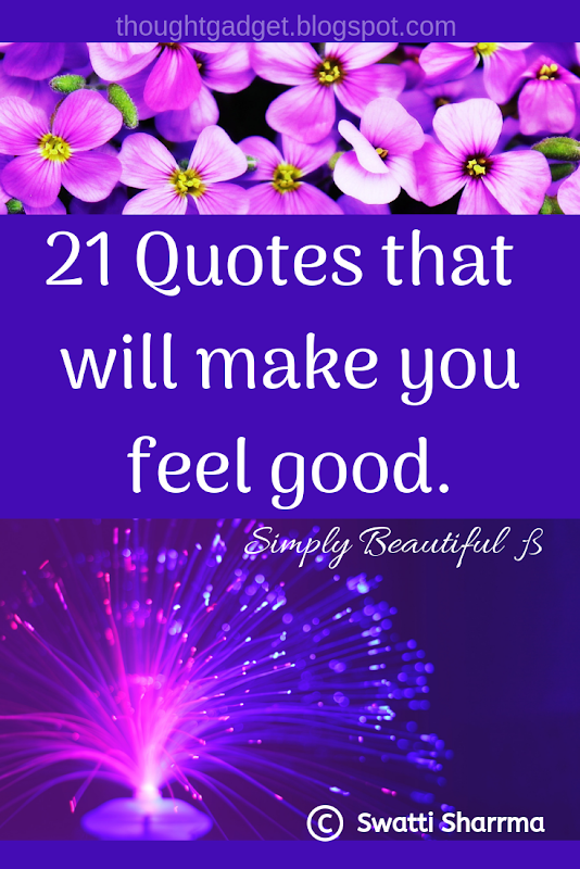 21 quotes (free) that will change your mood.