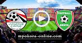 نتيجة مباراة مصر وكينبا كورة اون لاين 25-03-2021 تصفيات كأس امم افريقيا
