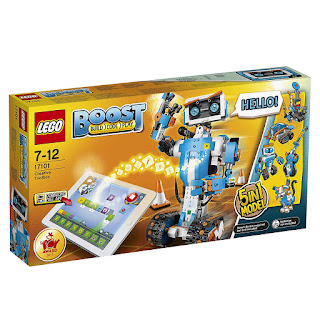 Lego Boost Creative Kit 17101 Review
