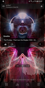 Poweramp Music Player Apk v3-build-866 Patched (Full Version)