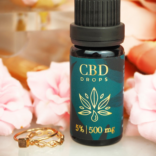 Mistatera 5% 500mg CBD Oil Drops Review, Lovelaughslipstick Blog