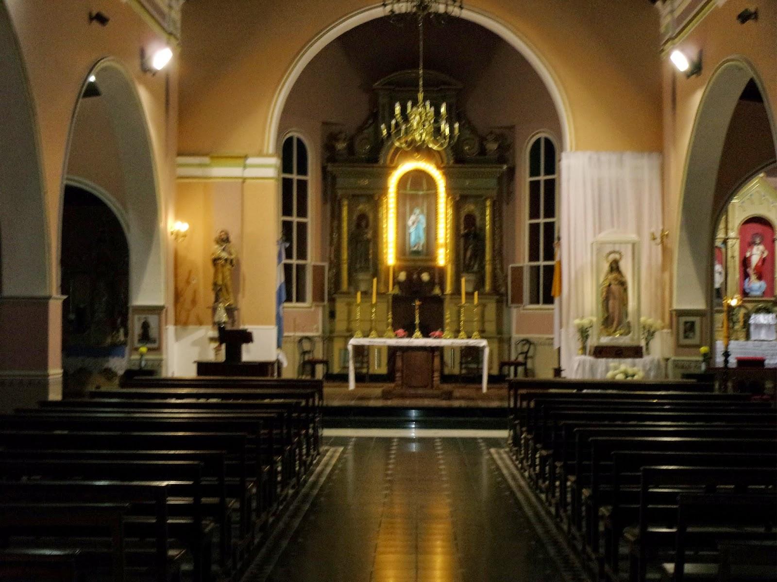 Parroquia Inmaculado Corazon De Maria Pozo Del Molle