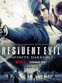 Resident Evil-Întuneric infinit serial anime online subtitrat în Română Episodul 1