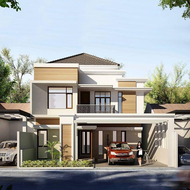 contoh desain rumah minimalis type 36