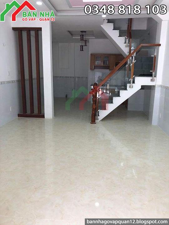 Nhà mặt tiền đường số 9 phường 9 Gò Vấp