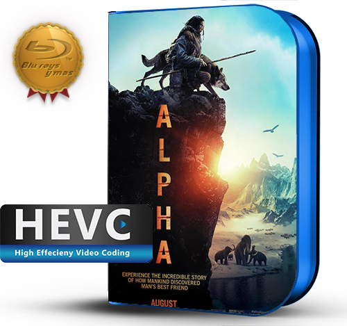 Alpha (2018) 1080P HEVC-8Bits BDRip Ingles (Subt.Esp)(Aventura)