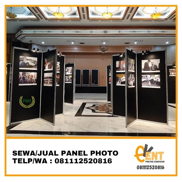 Jual dan Sewa Panel Photo | Pameran Foto Kontruksi Indonesia 081112520816