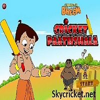 Play Chhota Bheem Cricket Game