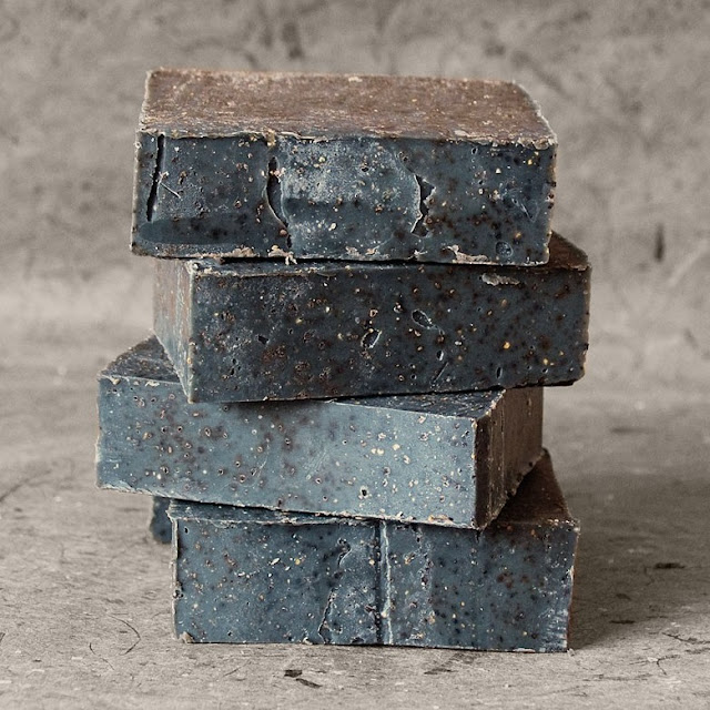 I Love Handmade: The Grit – Handmade, Unscented Gritty Soap