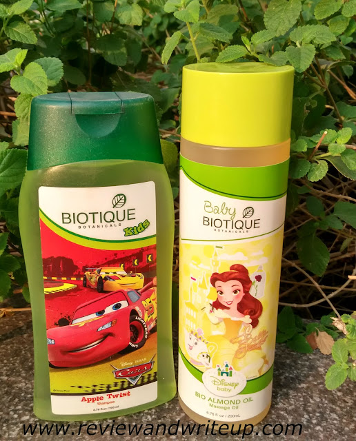 biotique hair oil review