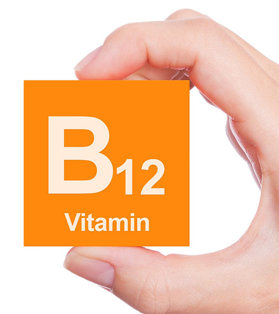 What are the benefits of vitamin B12