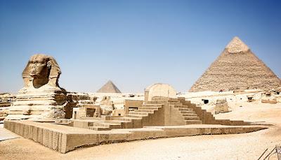 Piramides - Egipto