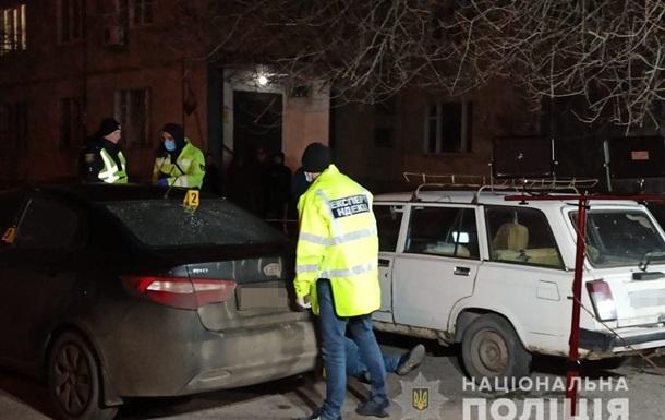 У Харкові серед білого дня розстріляли бізнесмена