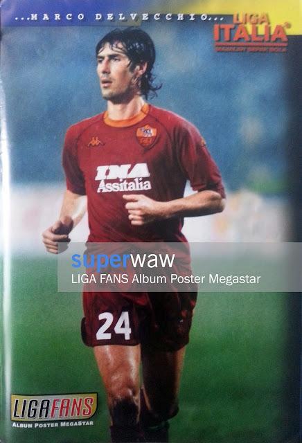 Marco Delvecchio AS Roma