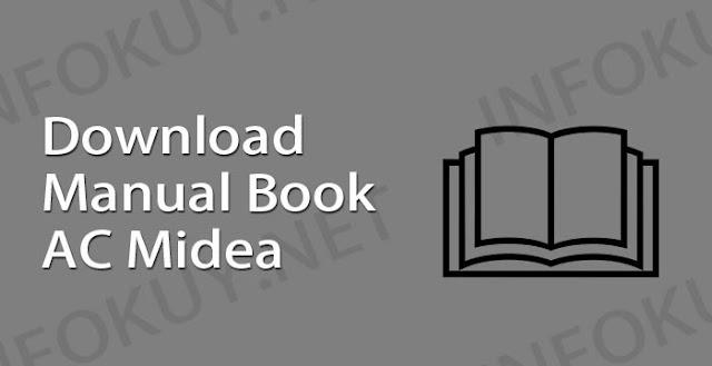 download manual book ac midea