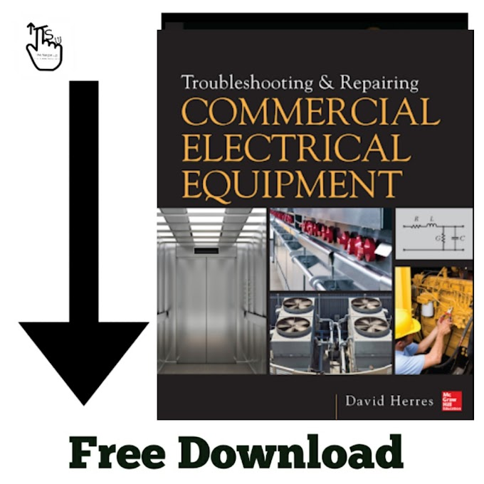 Free Download PDF Of Troubleshooting and Repairing Commercial Electrical Equipment