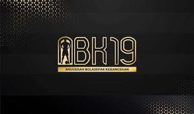 Keputusan Rasmi Pemenang Anugerah Bolasepak Kebangsaan ABK 2019