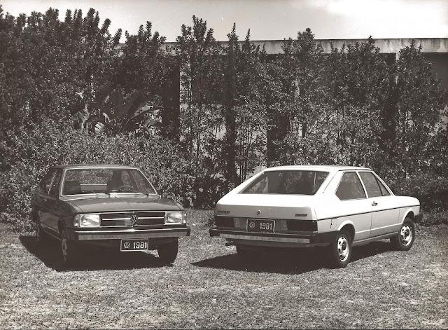 VW Passat 1981