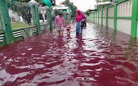Kubu Sebelah Tambah Panas, Semarang Banjir, Jakarta Malah Trending Topic di Twitter