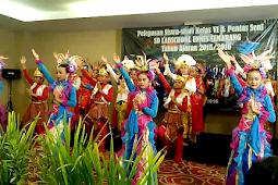 Parade Tarian Nusantara di Perpisahan Siswa-Siswi Kelas VI SD Labschol Unnes 2015/2016