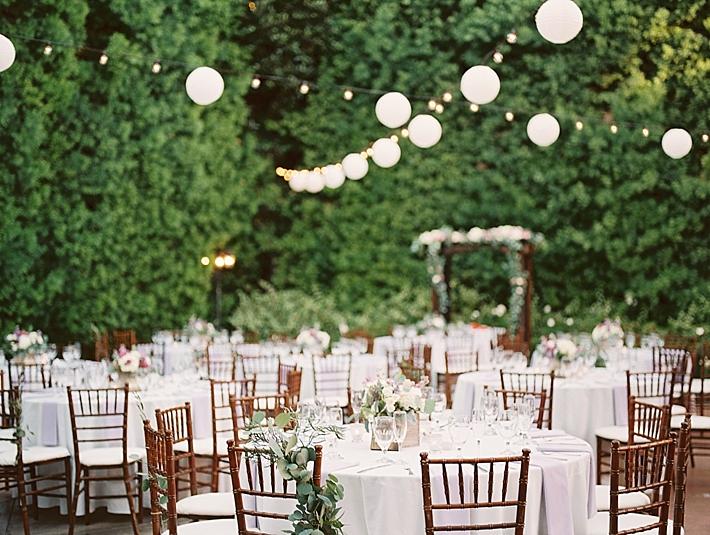 A romantic lavender wedding at the franciscan gardens in - Franciscan gardens san juan capistrano ...