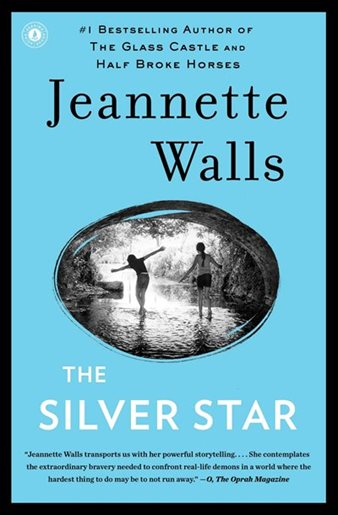 The Silver Star by Jeannette Walls: Realistic fiction book review. #bookreview #thisgirlreads #silverstar