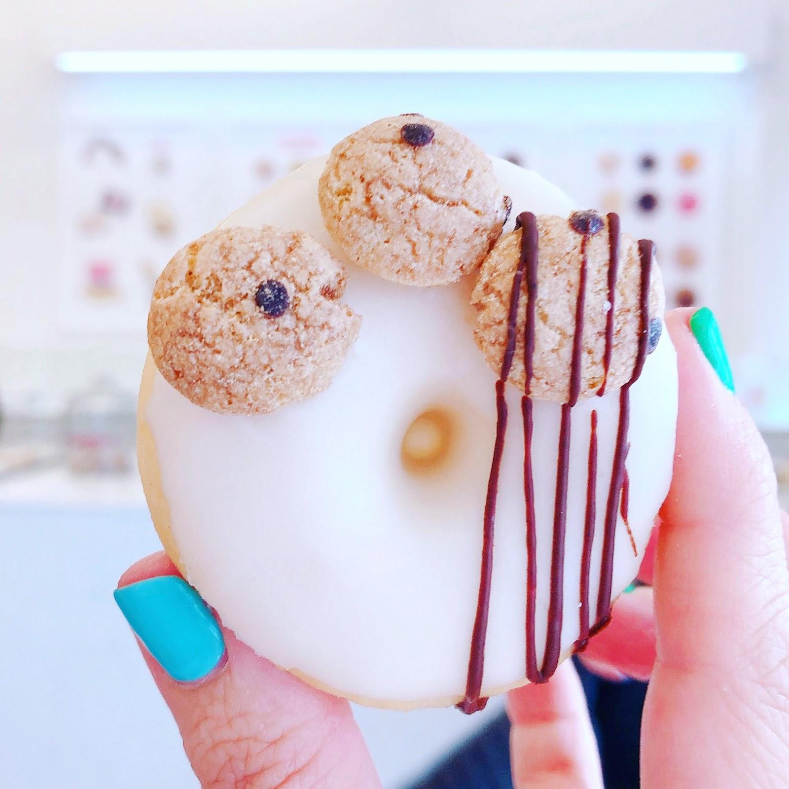 Te provoca una donut?