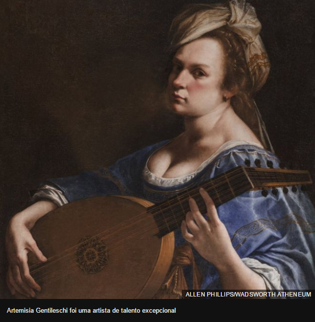 A história de Artemisia Gentileschi, a pintora violentada que se vingou fazendo arte feminista no século 17