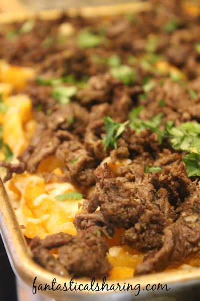 I don't need chili cheese fries, I need these Carne Asada Fries in my life! #recipe #fries #carneasada #beef